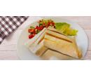Zapečená tortilla nebo výběr ze salátů | Slevomat