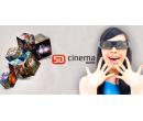 Lístek na libovolný film do 5D Cinema MAXIM | Slevomat