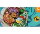 Masový mix grill vepřového a kuřecího pro dva | Hyperslevy