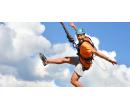 Obří houpačka,bungee trampolína,horolezecká stěna | Slevomat