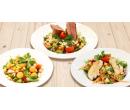 Míchané saláty s masem nebo mozzarellou  | Slevomat