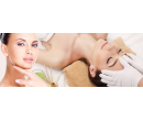 Uklidňující masáž obličeje, krku a dekoltu   Slevici