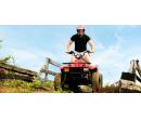 Půlhodinová adrenalinová jízda na čtyřkolce | Slevomat
