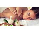 Relaxační aroma masáž s peelingem a zábalem | Slevomat