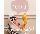 Sleva 40% v eshopu Elodie Details   ElodieDetails.com
