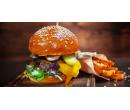 Joker Burger hranolky a salát | Slevomat