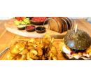 Cheese Chicken Burger s porcí domácích chipsů | Slevomat