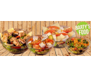 Letní salátky v oblíbeném BARTY´S FOOD | Slevici