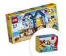 LEGO Creator 31063 Dovolená na pláži | Mall.cz