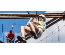 Adrenalin v lanovém centru pro 2 osoby | Slevomat