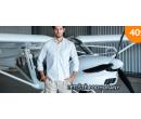 Vyhlídkové lety pro 3 osoby z letiště Podhořany  | Hyperslevy