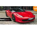 Jízda ve Ferrari 458 nebo v Lamborghini Gallardo | Hyperslevy