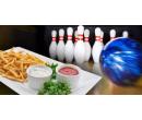 1 hodina bowlingu + 1 kg hranolků | Slevomat