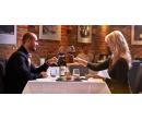 4chodové degustační menu pro dva + wellness | Slevomat