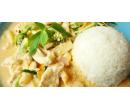 Kari s rýží a salátem | Slevomat