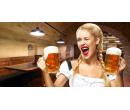 Tuplák piva z německého Oktoberfestu ve Šnytu | Slevomat