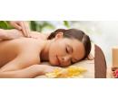 50min. masáž zad, šíje a nohou s masážním olejem | Slevomat