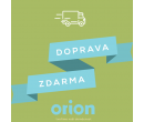 Orion - doprava zdarma nad 299 Kč   Orion