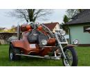 Pronájem motorové tříkolky Streamer | Adrop