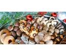 Vánoční cukroví 250 g, 9 druhů, 18 ks | Slevomat
