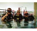 Potápění ve věži 2 hodiny | Adrop