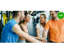 Nové fitness centrum - vstup   Radiomat