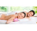 Romantická párová masáž včetně aromaterapie | Slevomat