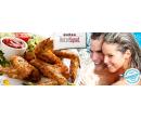 Vstup do wellness na 1 hod.+ 500 g kuřecích křídel | Slevici