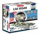 4D puzzle / stavebnice Las Vegas, 1202 dílů | Mall.cz