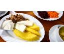 Speciální ukrajinské menu pro dva | Slevomat