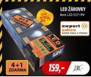5 LED žárovek, E27, 60W   Expert Elektro