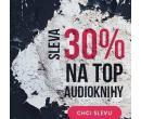 658 audioknih se slevou 30% | Audioteka