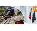Via Ferrata - praktický kurz lezení na Vodní bráně | Hyperslevy