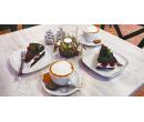 2× espresso + 2× dezert – Vánoční černý les | Slevomat