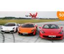 Adrenalinová jízda včetně sprintu na letišti | Hyperslevy