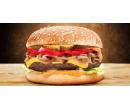 150g burger a hranolky | Slevomat