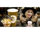 Jogurtové tiramisu a káva nebo čaj   Slevomat