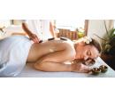 50minutová masáž zad, nohou a šíje lávovými kameny | Slevomat