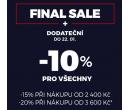 Sizeer.cz - extra sleva až 20% na Výprodej  | Sizeer.cz