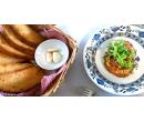 300 g tatarského bifteku se 6 topinkami   Slevomat