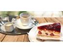 Káva, cappuccino, zákusek nebo domácí limonáda | Slevomat