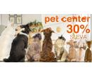 Sleva 30 % na nákup z prodejen Pet Center | Slevomat