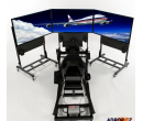 Letecký simulátor vč. virtuálních brýlí na 60 min | Adrop