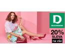 20% sleva do on-line obchodu Deichmann | Slevomat