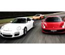 Jízda ve Ferrari, Lamborghini, nebo Porsche | Slevomat