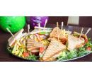 Bowling, 10× club sandwich a hranolky  | Slevomat