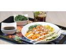 Poke bowl s kuřecím masem (500 g)   Slevomat
