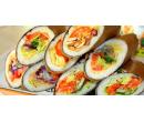 Sushi burrito Fresh (450 g),0,33 l domácí limonády   Slevomat