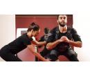 Cvičení na přístroji Body Fit Miha s instruktorem   Slevomat