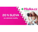 20% sleva na vybrané značky lékárny Pilulka.cz | Slevomat